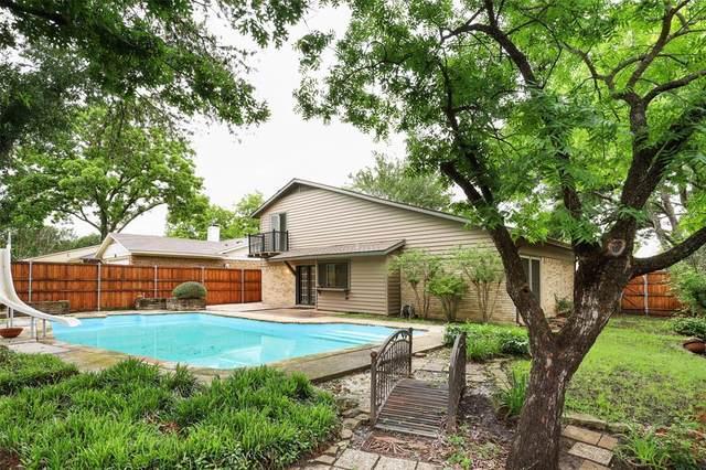 1822 Blake Drive, Richardson, TX 75081 (MLS #14577158) :: The Kimberly Davis Group