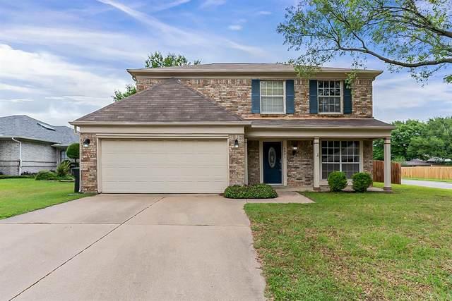 6841 Greenleaf Drive, North Richland Hills, TX 76182 (MLS #14577160) :: 1st Choice Realty