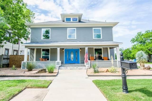 419 W Franklin Street, Waxahachie, TX 75165 (MLS #14577191) :: Rafter H Realty