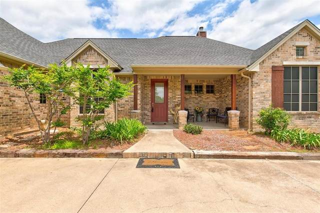 1601 Chaucer Drive, Cleburne, TX 76033 (MLS #14577192) :: The Good Home Team