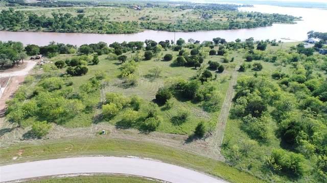Lt 918R Cinnamon Teal, Possum Kingdom Lake, TX 76449 (MLS #14577195) :: Real Estate By Design