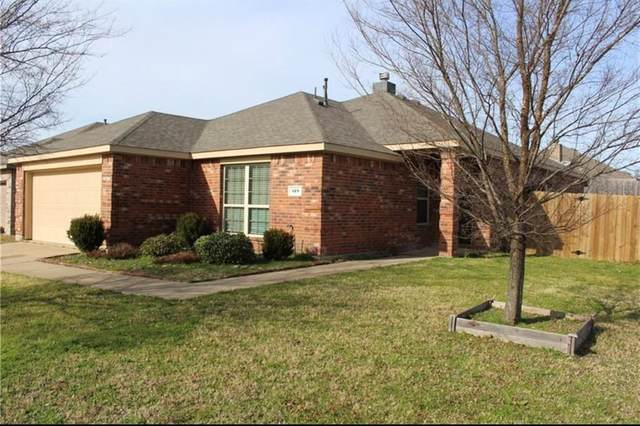 519 S Fisherman Trail S, Melissa, TX 75454 (MLS #14577216) :: Real Estate By Design