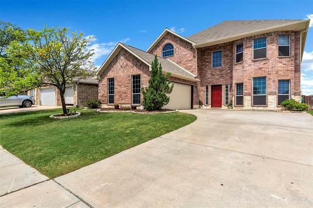 12408 Pinestraw Road, Rhome, TX 76078 (MLS #14577253) :: Justin Bassett Realty