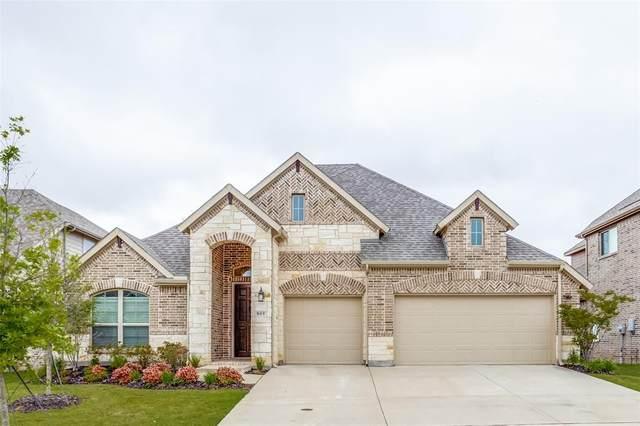 805 Overton Avenue, Celina, TX 75009 (MLS #14577278) :: Lisa Birdsong Group | Compass
