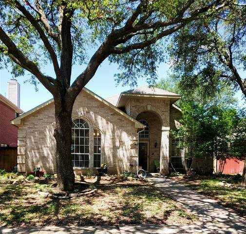 5309 Promise Land Drive, Frisco, TX 75035 (MLS #14577298) :: The Good Home Team