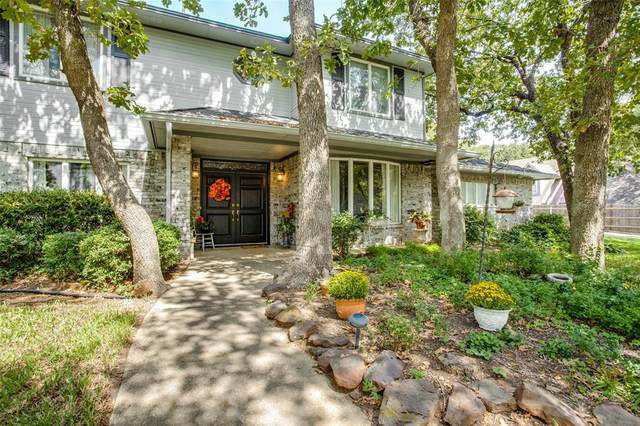 27 Timbergreen Circle, Denton, TX 76205 (MLS #14577348) :: Robbins Real Estate Group