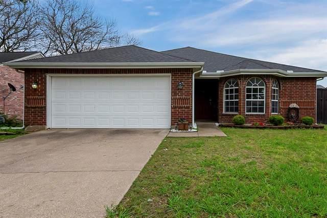 8102 Regatta Drive, Rowlett, TX 75089 (MLS #14577355) :: Real Estate By Design