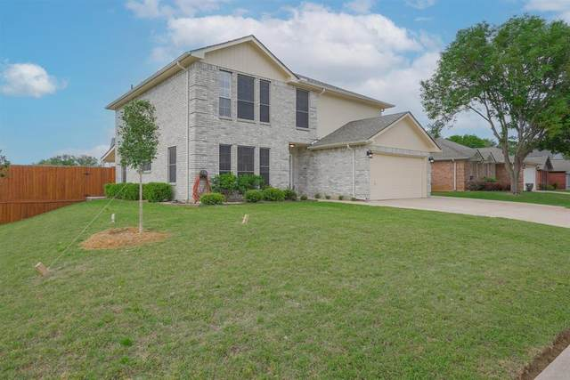 2227 Yellowstone Lane, Corinth, TX 76210 (MLS #14577364) :: Real Estate By Design