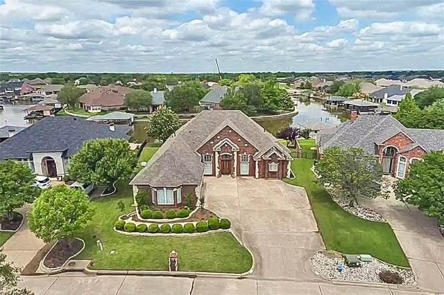 1210 Mallard Way, Granbury, TX 76048 (MLS #14577395) :: The Mitchell Group