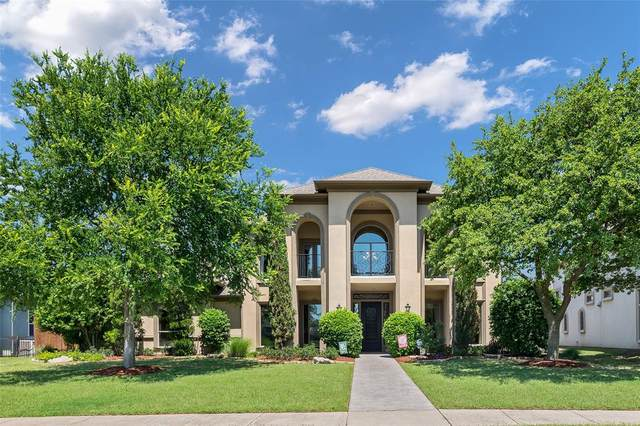 4824 Longvue Drive, Frisco, TX 75034 (MLS #14577399) :: Real Estate By Design