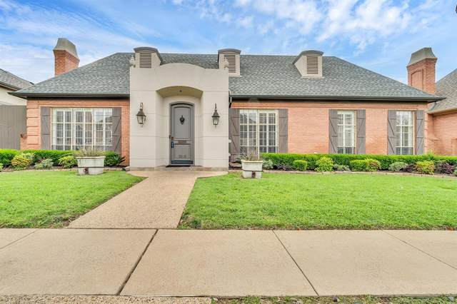 3606 N Versailles Avenue, Dallas, TX 75209 (MLS #14577416) :: The Daniel Team