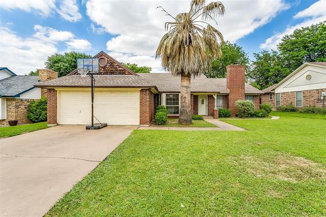 3805 Chestnut Street, Fort Worth, TX 76137 (MLS #14577421) :: HergGroup Louisiana