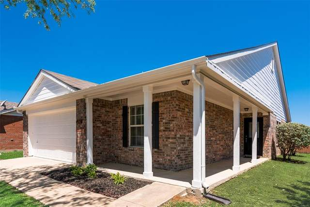 9113 Chisholm Trail, Cross Roads, TX 76227 (MLS #14577454) :: Rafter H Realty