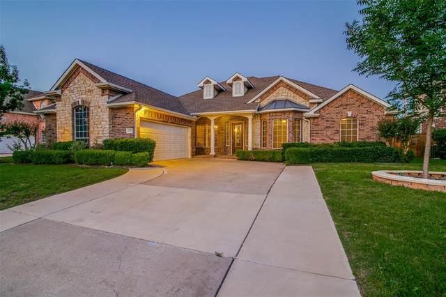 8218 Turnberry Street, Rowlett, TX 75089 (MLS #14577461) :: Premier Properties Group of Keller Williams Realty
