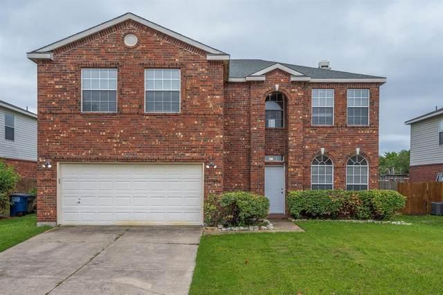 2308 Sumac Court, Little Elm, TX 75068 (MLS #14577469) :: Real Estate By Design