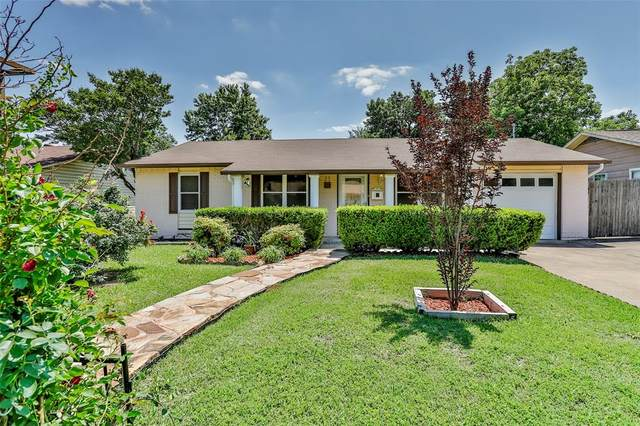 609 Donley Drive, Euless, TX 76039 (MLS #14577480) :: The Mitchell Group