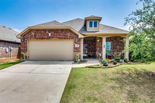 8404 Bonanza Street, Aubrey, TX 76227 (MLS #14577481) :: Real Estate By Design