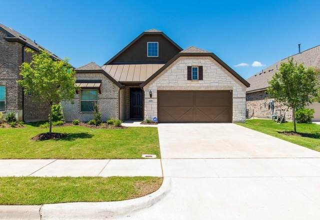 4505 Cypress Drive, Melissa, TX 75454 (MLS #14577494) :: The Tierny Jordan Network