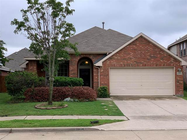 1504 Canary Drive, Little Elm, TX 75068 (MLS #14577523) :: Real Estate By Design
