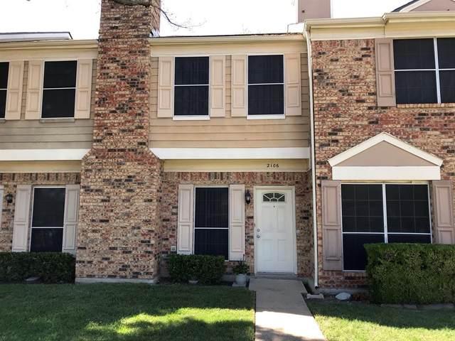 3801 14th Street #2106, Plano, TX 75074 (MLS #14577563) :: Feller Realty