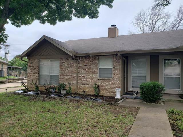 305 Augustine Drive, Euless, TX 76039 (MLS #14577611) :: Rafter H Realty