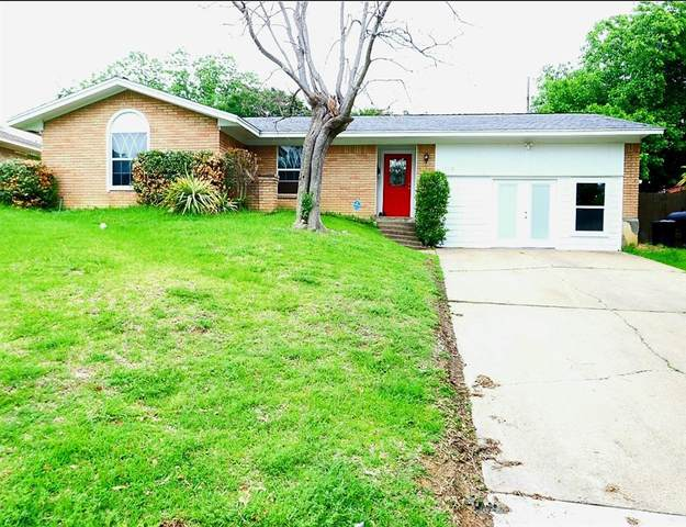 1302 Halifax Street, Grand Prairie, TX 75050 (MLS #14577612) :: Rafter H Realty
