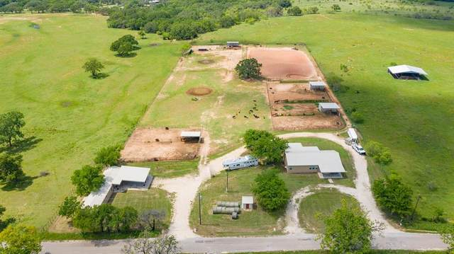 2500 County Road 424, Stephenville, TX 76401 (MLS #14577628) :: Robbins Real Estate Group