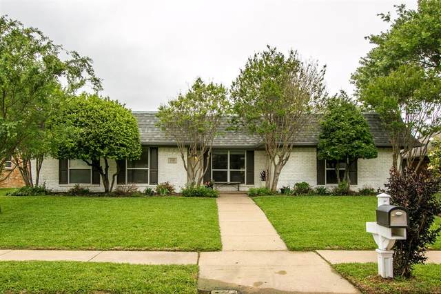 1128 Mill Springs, Richardson, TX 75080 (#14577643) :: Homes By Lainie Real Estate Group