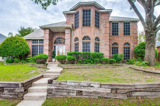 2603 Bordeaux Drive, Mckinney, TX 75070 (MLS #14577656) :: The Mitchell Group