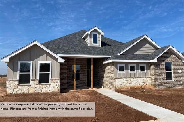 6601 Desert Willow Trail, Abilene, TX 79606 (MLS #14577659) :: Real Estate By Design