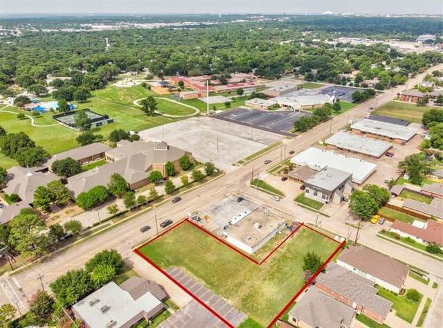 3304 W Park Row Drive, Pantego, TX 76013 (MLS #14577690) :: Real Estate By Design