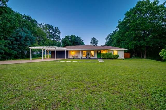 724 E Washington Street, Rockwall, TX 75087 (MLS #14577697) :: Premier Properties Group of Keller Williams Realty