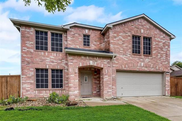 13712 Canyon Ranch Road, Fort Worth, TX 76262 (MLS #14577710) :: Justin Bassett Realty