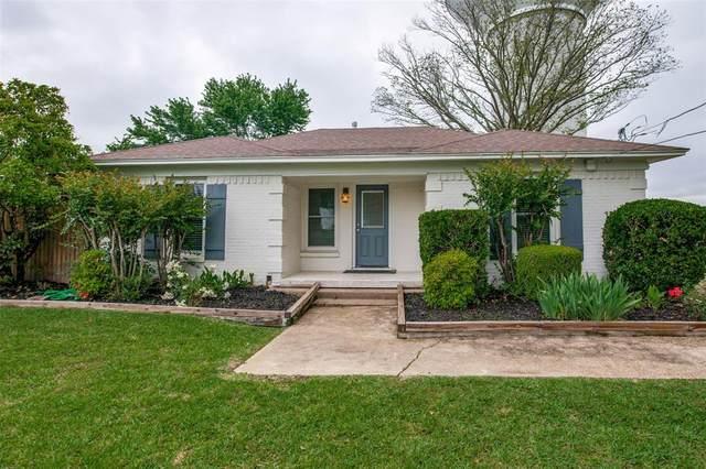 119 Town East Boulevard, Sunnyvale, TX 75182 (MLS #14577735) :: Premier Properties Group of Keller Williams Realty