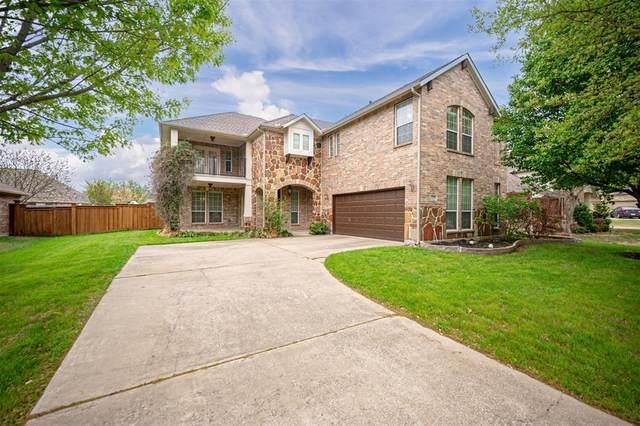 2939 Velero, Grand Prairie, TX 75054 (MLS #14577739) :: Rafter H Realty
