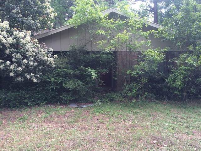 5113 Old Mooringsport Road, Shreveport, LA 71107 (MLS #14577755) :: Rafter H Realty