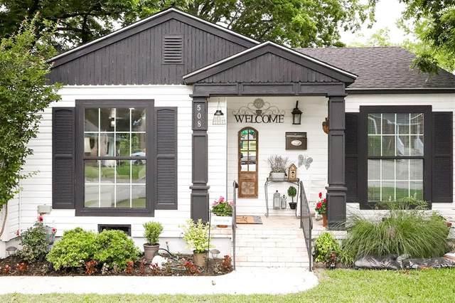 508 Nash Street, Rockwall, TX 75087 (MLS #14577757) :: Premier Properties Group of Keller Williams Realty