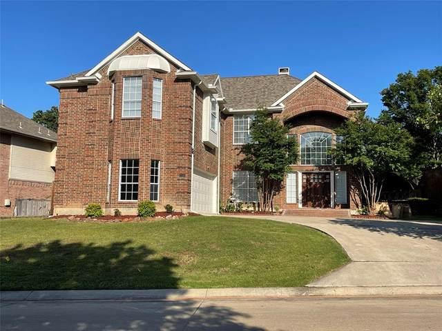 2700 Hillside Drive, Highland Village, TX 75077 (MLS #14577776) :: Real Estate By Design
