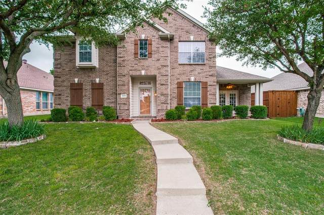 1585 Bradford Trace Drive, Allen, TX 75002 (MLS #14577784) :: Premier Properties Group of Keller Williams Realty