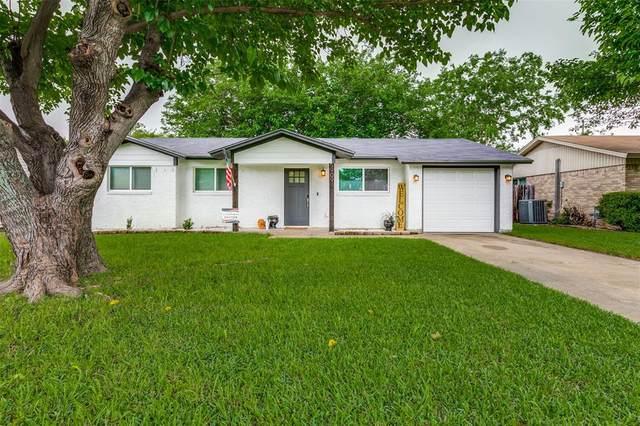 5909 Plum Street, Watauga, TX 76148 (MLS #14577830) :: Bray Real Estate Group