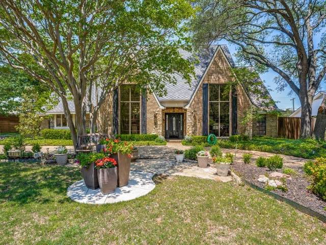 6218 Emeraldwood Place, Dallas, TX 75254 (MLS #14577834) :: Team Hodnett