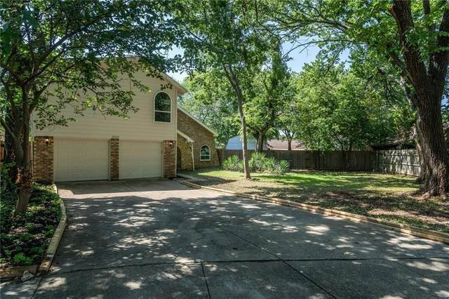 3008 Raintree Court, Bedford, TX 76021 (MLS #14577845) :: The Mitchell Group