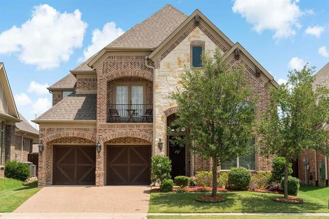 8213 Inverness, The Colony, TX 75056 (MLS #14577855) :: NewHomePrograms.com