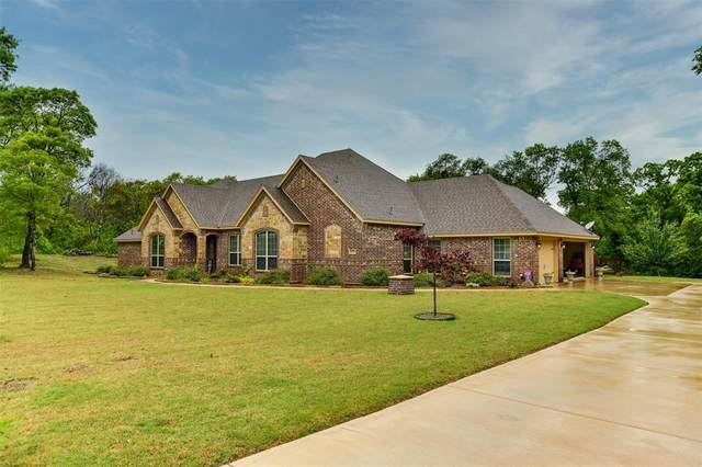 133 Mike Thornton Court, Weatherford, TX 76088 (MLS #14577879) :: The Good Home Team