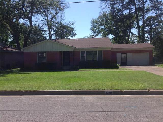 2305 Idlewood Dr, Tyler, TX 75701 (#14577899) :: Homes By Lainie Real Estate Group