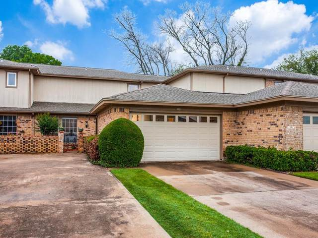85 One Main Place, Benbrook, TX 76126 (MLS #14577904) :: Rafter H Realty