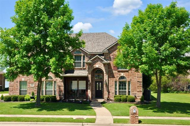 2803 Pottery Trail, Corinth, TX 76210 (#14577908) :: Homes By Lainie Real Estate Group