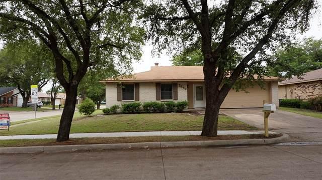 2849 Santa Rita Drive, Grand Prairie, TX 75052 (MLS #14577915) :: Rafter H Realty