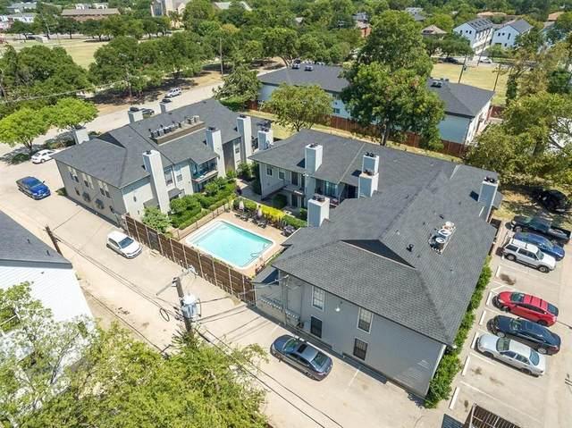 1503 N Garrett Avenue #204, Dallas, TX 75206 (MLS #14577932) :: The Daniel Team