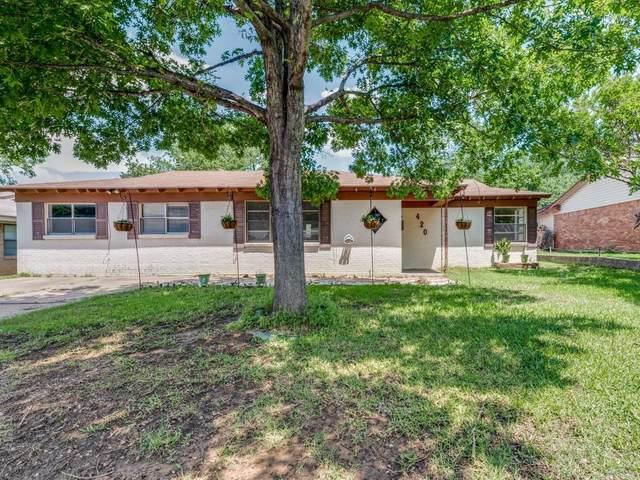 420 Keren Place, Hurst, TX 76053 (MLS #14577936) :: The Mitchell Group